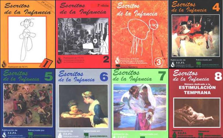 Escritos de la Infancia - Colección Completa - Versión digital