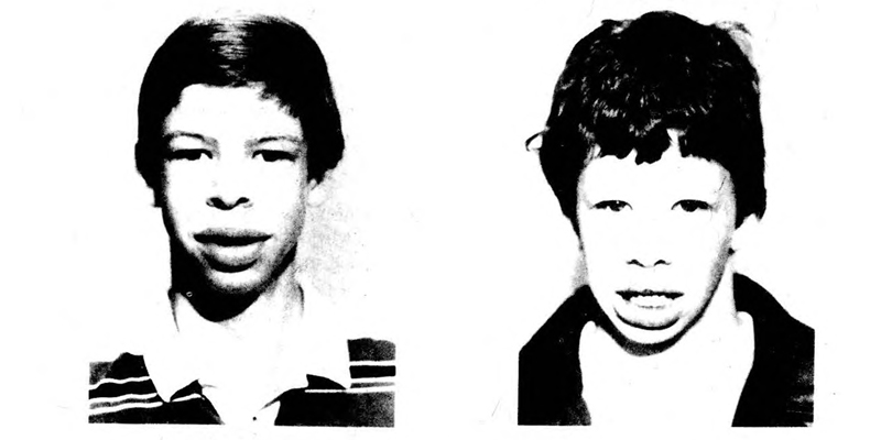 Rasgos faciales niños con síndrome de Williams
